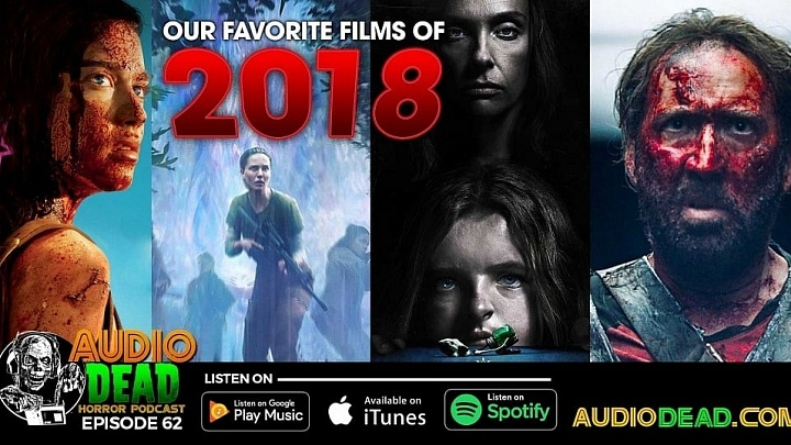 Horror Movies Podcast - Audio Dead Horror Podcast